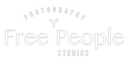 Logo Wedding photographer Miami, Florida, Boston | Free People Studios